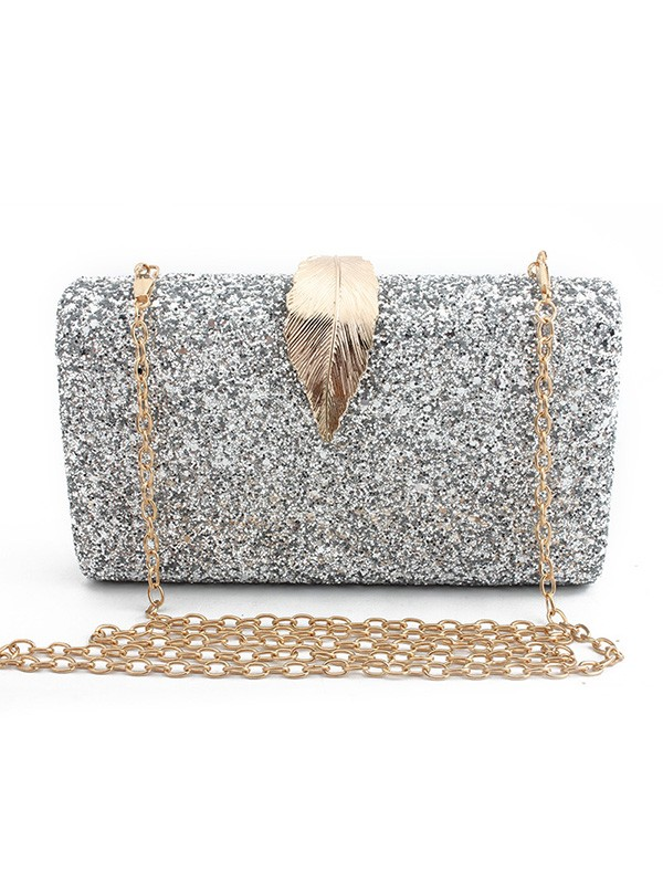 Luxurious Synthetic Leather Wedding/Party Handbags