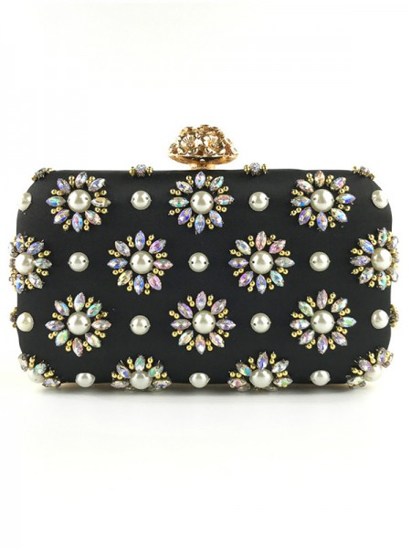 Pretty Evening/Party Handbags With Beads